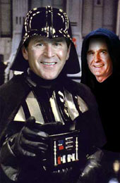 Bush es un Sith